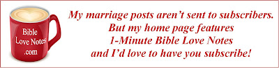 Subscribe to Bible Love Notes