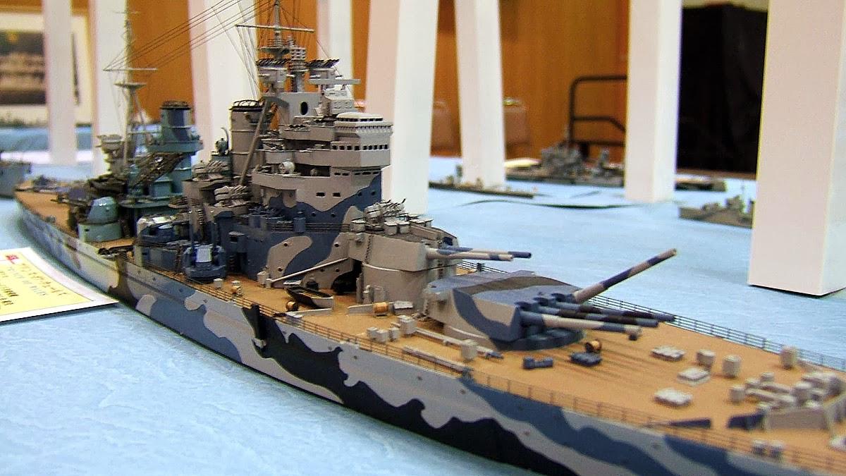 プリンス・オブ・ウェールズ(POW)です。 大日本帝国海軍の航空攻撃によって撃沈されてしまいまし