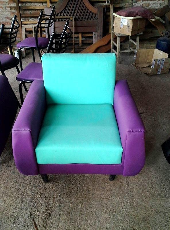 Reciclado de sillas y sillones for Reciclado de sillones