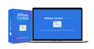 Affiliate tools and affiliate opportunities online