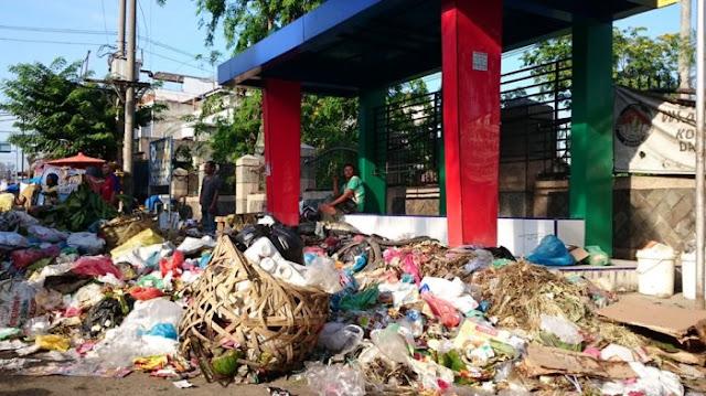 KOTA MEDAN Dinobatkan Sebagai Kota Paling Kotor oleh Kementerian Lingkungan Hidup