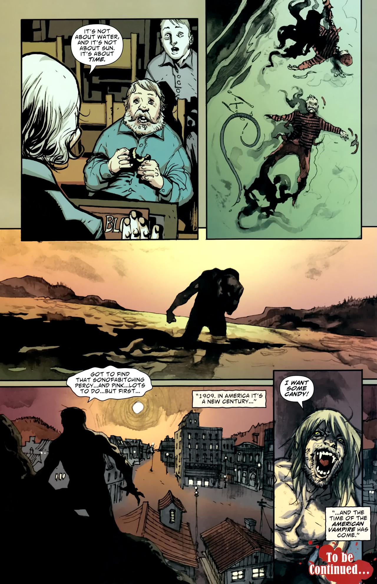 Read online American Vampire comic -  Issue #2 - 34