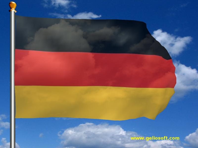 deutschland flag wallpaper - photo #28