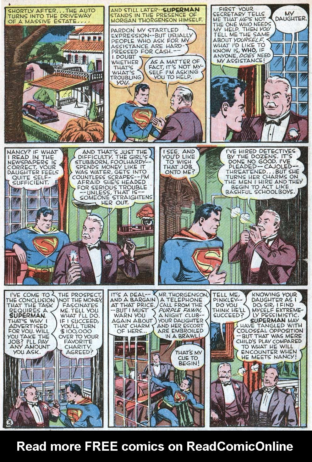 Read online Action Comics (1938) comic -  Issue #40 - 5