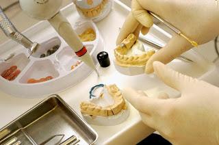 offre d'emploi technicien dentaire