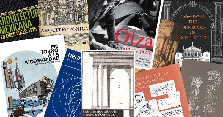 Los Mejores Libros De Arquitectura Pdf Organizados Por