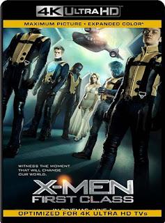X-Men primera generación (2011) 4K HDR Latino [GoogleDrive] SilvestreHD