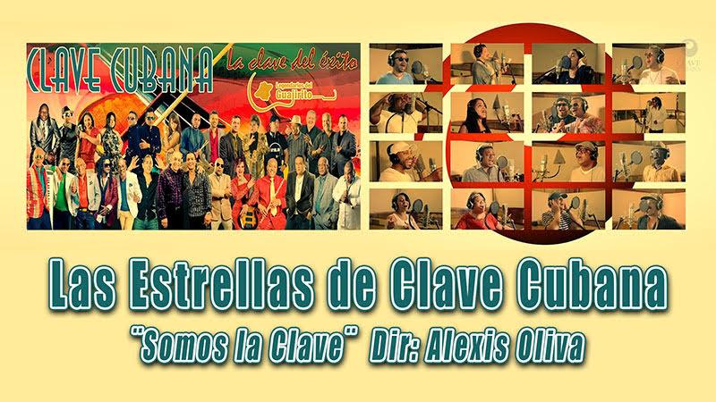 Las Estrellas de Clave Cubana - ¨Somos La Clave¨ - Videoclip - Dirección: Alexis Oliva. Portal Del Vídeo Clip Cubano