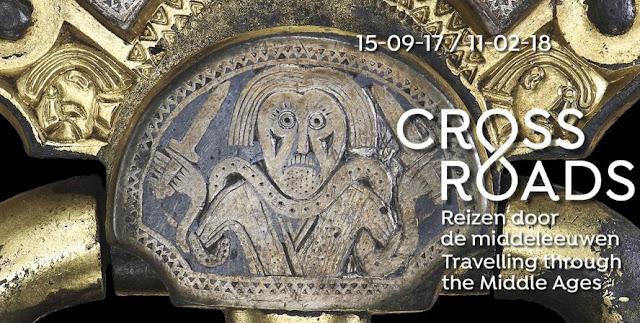 'Crossroads: Travelling through the Middle Ages' at the Allard Pierson Museum, Amsterdam