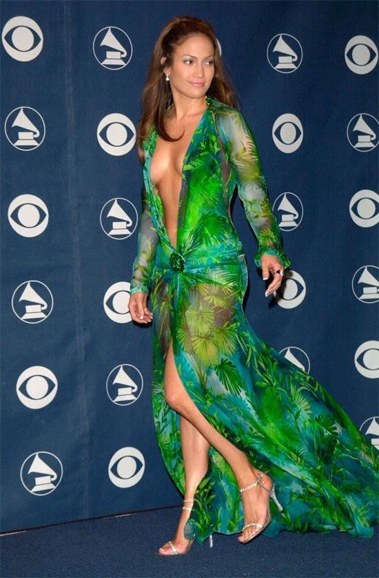 Vestido Jennifer Lopes revolucionou Google