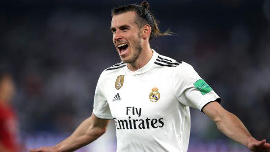 Gareth Bale Nets Hat Trick against Kashima Antlers