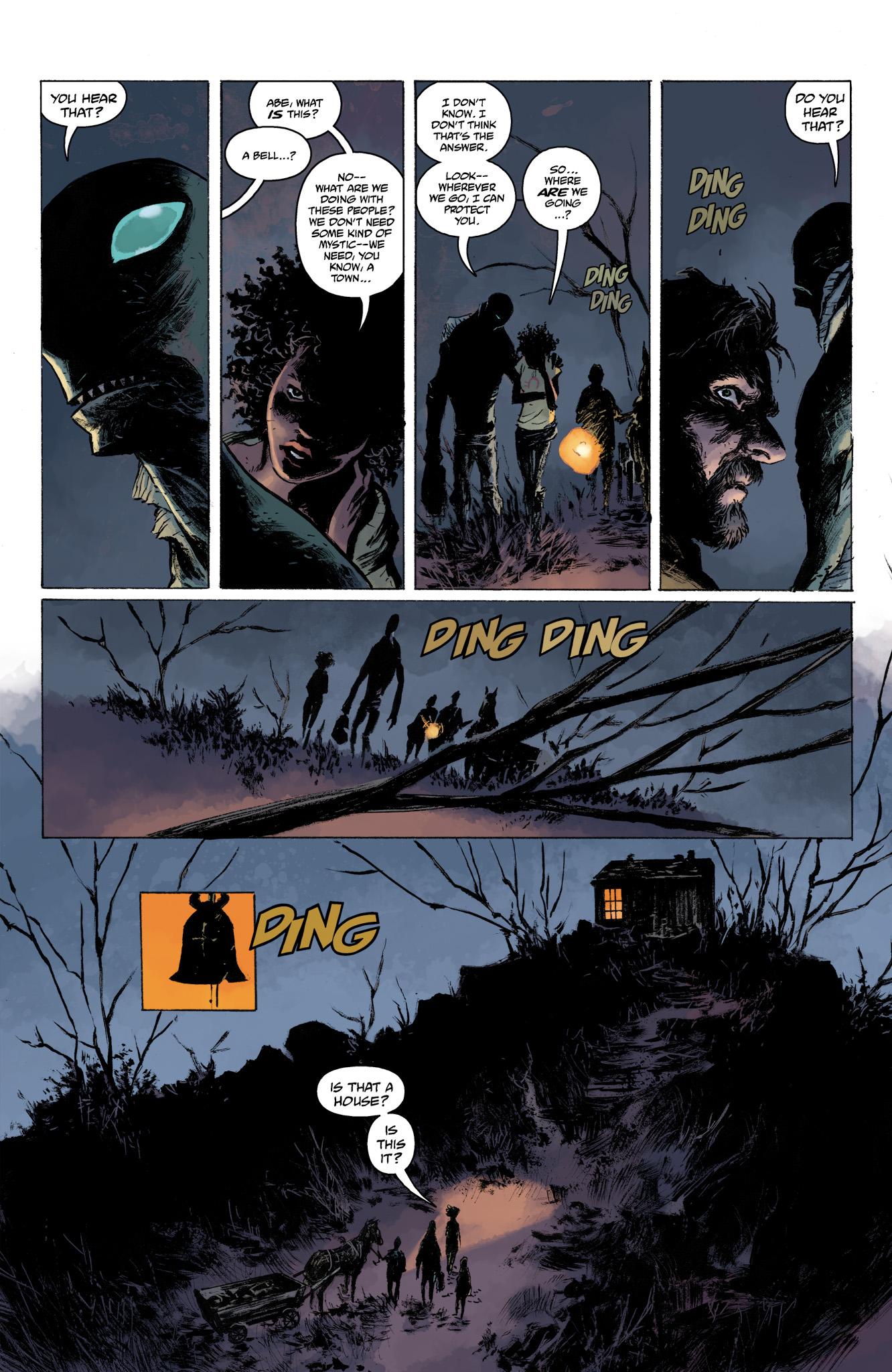 Read online Abe Sapien comic -  Issue #13 - 9