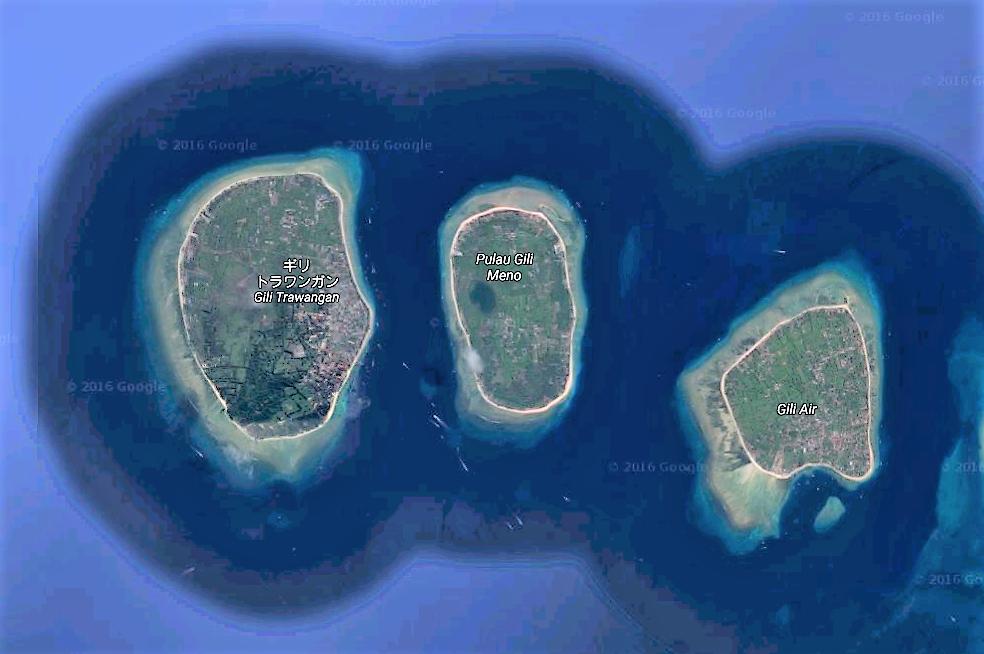 バリ島ギリトラワガンのツアー情報