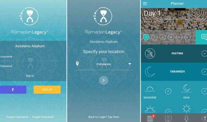 Aplikasi Ramadhan - Ramadan Legacy
