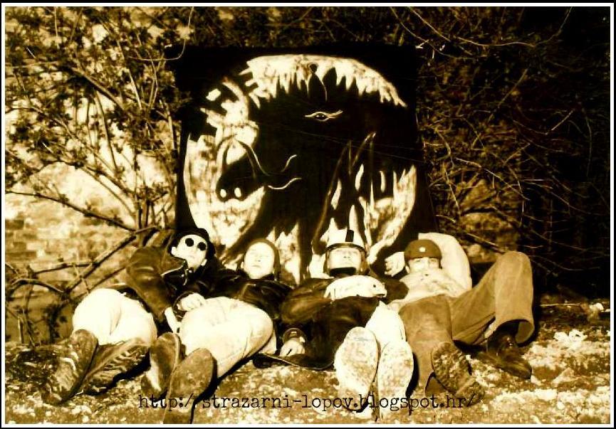 Veliki crni slonovi kurac