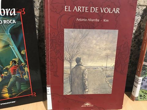 """El arte de volar"""" de Antonio Altarriba"""