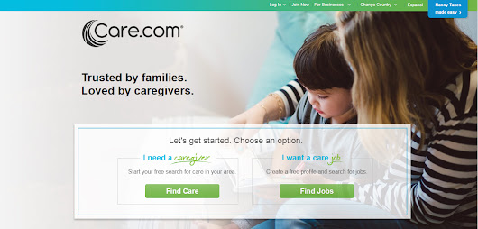 Work as a Babysit and Earn Money from Care Tool