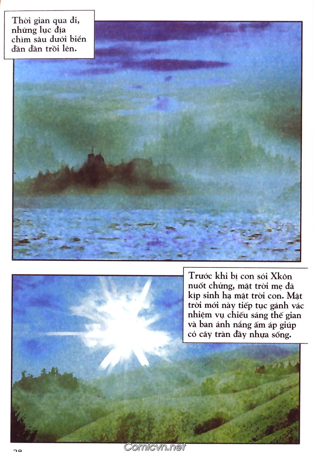 Thần thoại Bắc Âu - Chapter 49: Một thế giới mới - Pic 29