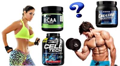 Suplementos proteicos masa muscular