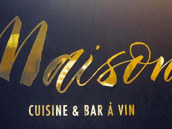 La Maison on kuin pala Ranskaa keskellä Helsinkiä