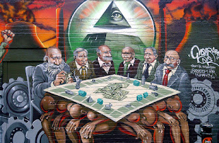 Η οργάνωση που θα κυριεύσει τον κόσμο και θα φέρει την παγκοσμιοποίηση