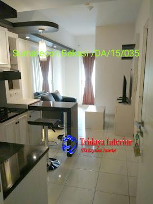 interior-2-bedroom-the-springlake-summarecon-tower-davalia