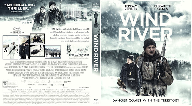 Wind River Bluray Cover