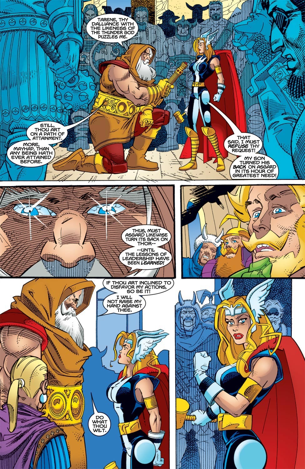 Thor (1998) Issue #36 #37 - English 13