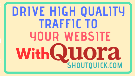 Quora Seo: Best way to promote your business on Quora