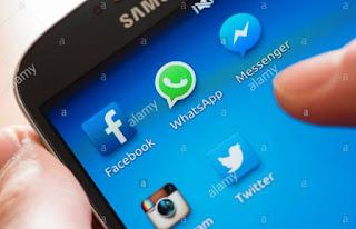 WhatsApp dan Medsos Lahirkan 80 Persen Janda Baru