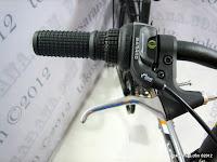 D 20 Inch Laux Venice 7 Speed Shimano Folding Bike
