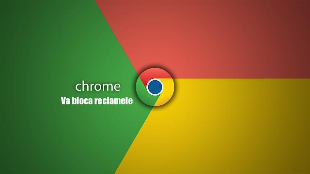 Ultima vesiune a browser-ului Google Chrome pentru Android împiedică reclamele să deschidă file noi
