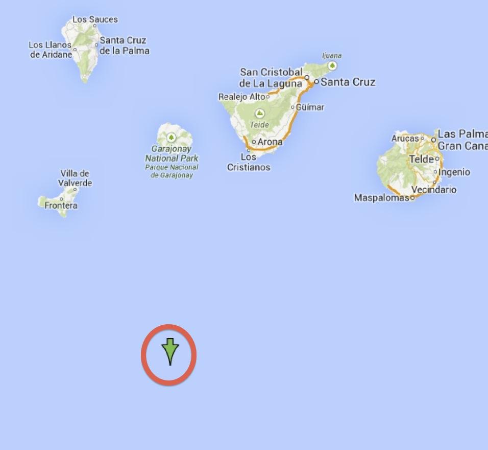 Canary Islands Earth Tremors