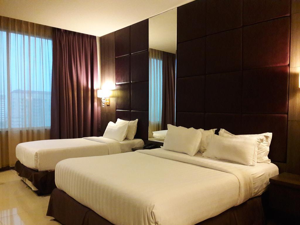 Hotel Grand Paragon Jakarta Mewah dan Modern di Jakarta Pusat