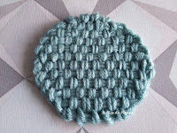 Tressage au tricotin