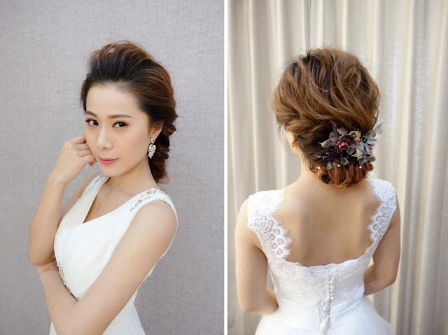 beautiful bride by carmen