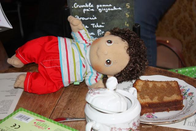 PoupéeCharlie collection Cutie