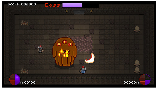 Las mazmorras interminables de Bit Dungeon + disponibles desde hoy en Steam. ¡Gana un código de descarga!