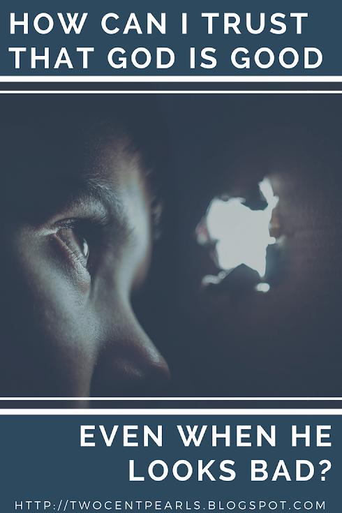 Old Testament Violence - Can I trust God?