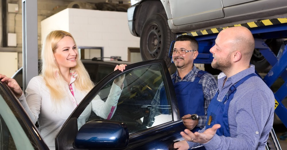 What Does Getting Car Serviced Mean