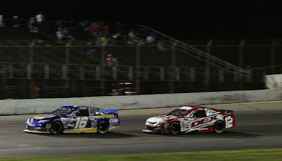 Gilliland and Burton Prepare for Final Showdown #NASCAR