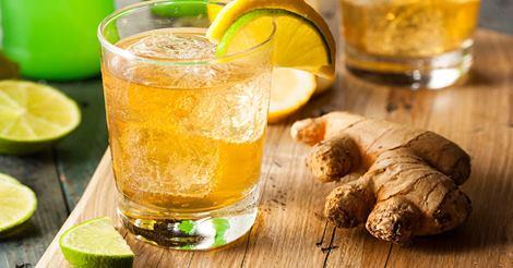 berea de ghimbir reduce inflamatia si durerea