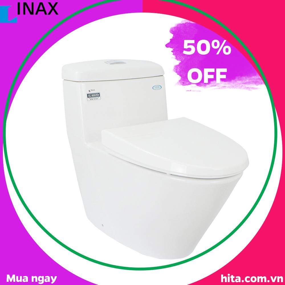INAX phát triển nhà vệ sinh tiết kiệm nước với hệ thống xả mới