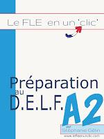 ebooks baratos, ebooks francés baratos, ebooks DELF, DELF A2, libro A2, le FLE en un 'clic', FLE