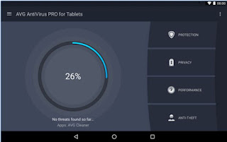 Tablet AntiVirus Security PRO