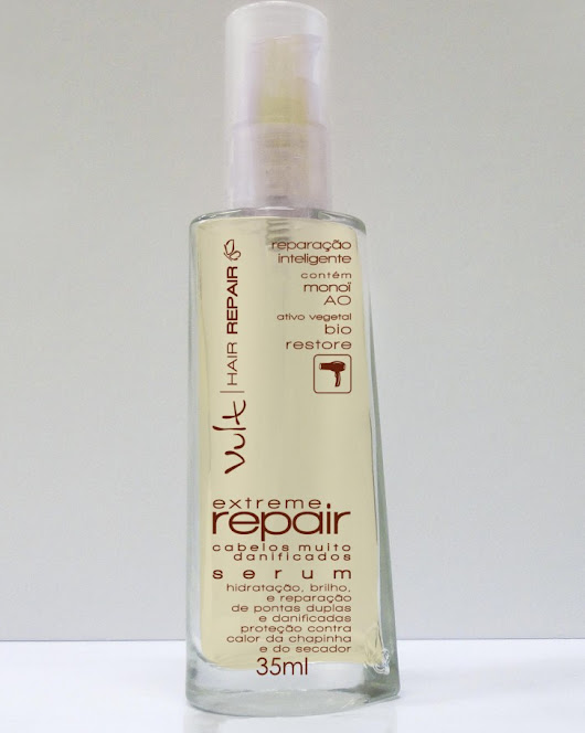 Resenha: Serum vult repair.