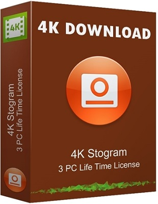 4K Stogram 2.5.3.1386 poster box cover