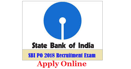 SBI State Bank of India POs Recruitment 2018 Apply Online