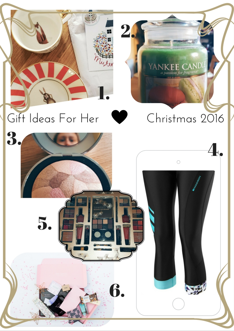 Christmas Gift Ideas For Her: Beautiful Gift Ideas