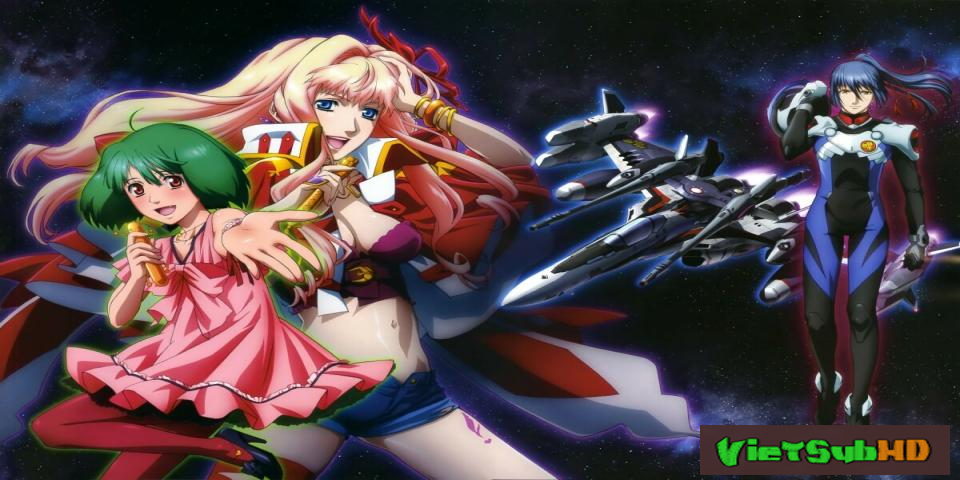 Phim Macross Frontier The Movie Full VietSub HD | Macross Frontier The Movie 2011